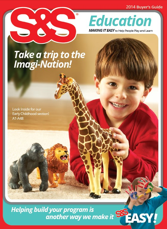 S&S Worldwide Education Catalog
