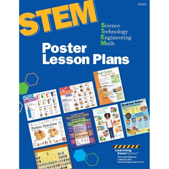 STEM Nutrition Lesson Plans