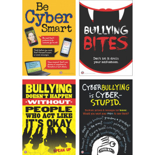 Bully Prevention Bulletin Board Set
