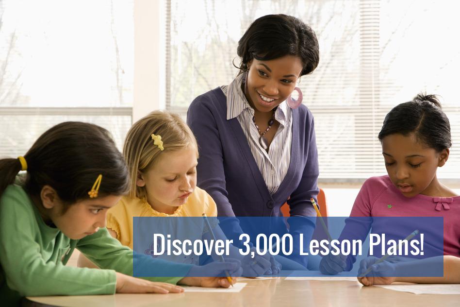 Free Lesson Plans, Templates, Worksheets, Rubrics, & Themes